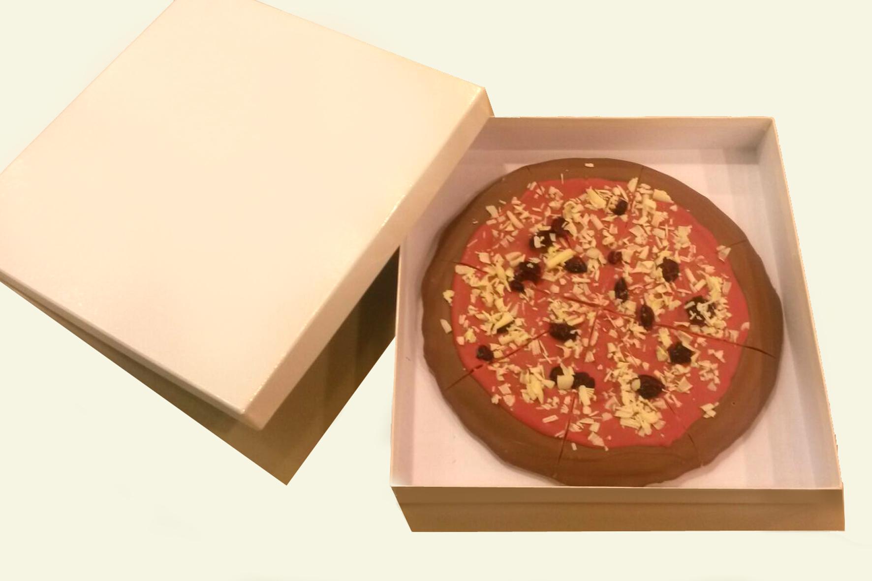 Schokipizza