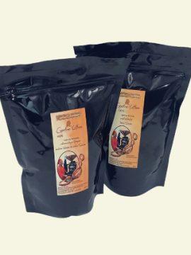 Hausgerösteter Kaffee